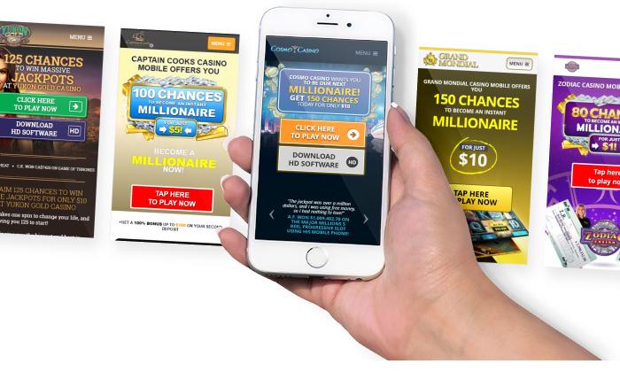 best online casino sign up bonus